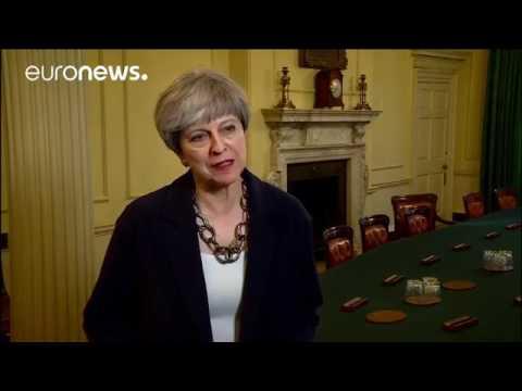 Großbritannien May stellt Wunschkabinett vor