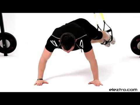 Trx entrenamiento de abdominales youtube for Abdominales