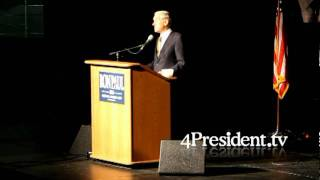 Ron Paul St Cloud Minnesota November 5, 2011 part two