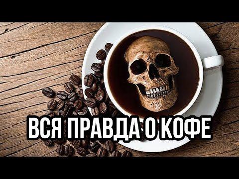 От кофе болит печень