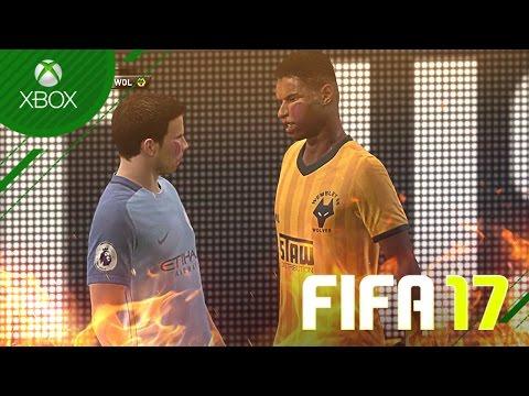 DEU BRIGA EM CAMPO !!! - FIFA 17 - Modo Carreira #41 [Xbox One]