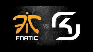 SK vs fnatic Quarter- final Map 3 (mirage) ELeague Boston Major 2018
