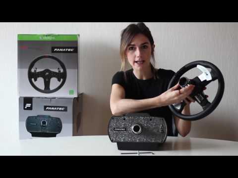 Fanatec CSL Elite Wheelbase CSL Elite Load Cell Pedals and CSL P1 Review
