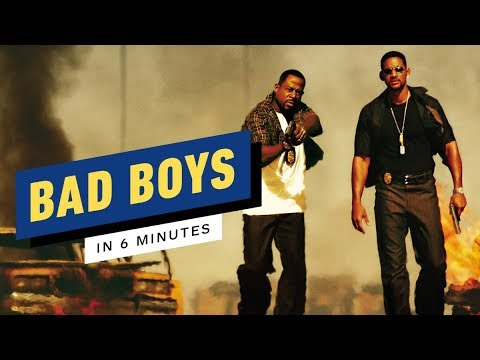 The Bad Boys Story So Far in Six Minutes