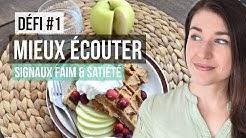 Défi #1 - Écoute signaux de faim et satiété | TRUCS NUTRITION & MIEUX-ÊTRE