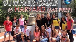 Boston Summer Camp (SAT prep)