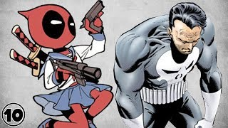 Top 10 Superheroes That Annoy The Punisher
