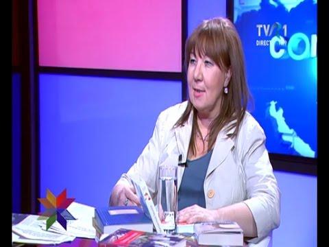 Doina Ruști invitată la Conviețuiri, TVR, 2017