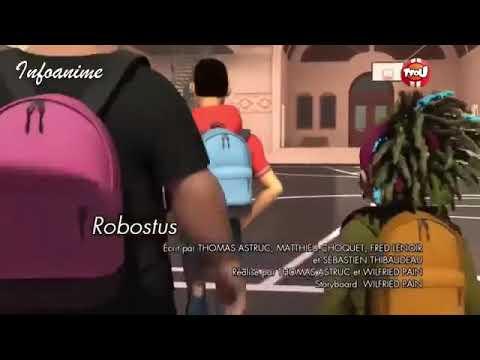 Miraculous/Capítulo 6/El Robostus/Temporada 2/Español Latino