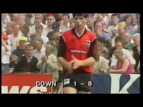 The Best of Greg Blaney.....Down GAA Legend