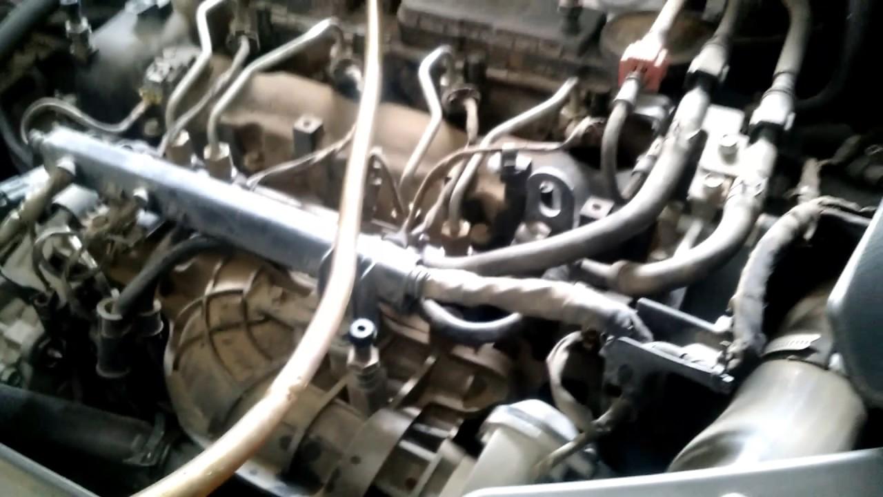 C 243 Digo De Falla P1186 Presi 243 N Bomba Combustible Hiunday
