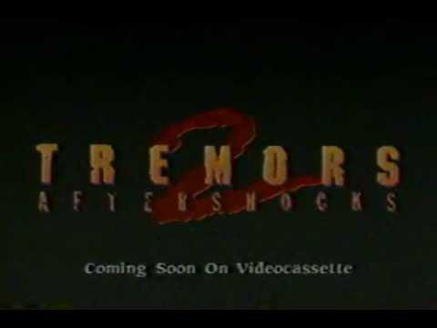 Tremors 2: Aftershocks- Rare VHS Trailer