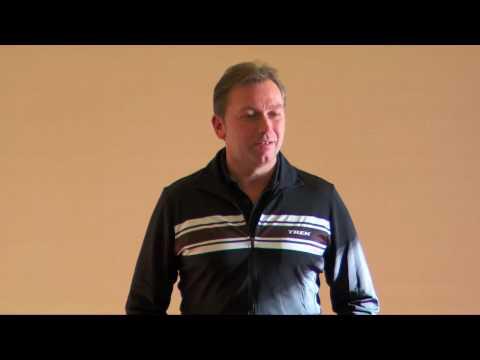 Johan Bruyneel's Pep Talk