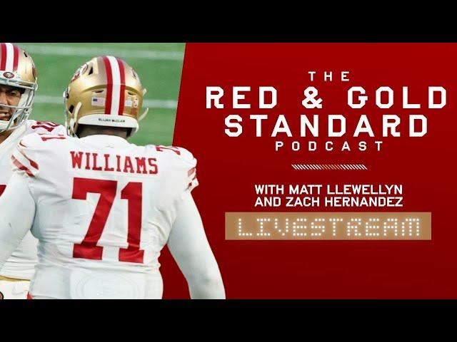 Red & Gold Standard Livestream