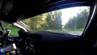 Kalle Rovanperä - Cottage Road Test Incar / Mökkitie Testi