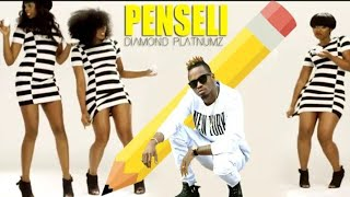 new-song-diamond-platnumz---penseli