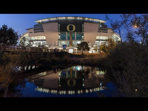 Student-athletes And Coaches Flock To Eugene For Oregon Campus' 'natural Beauty'