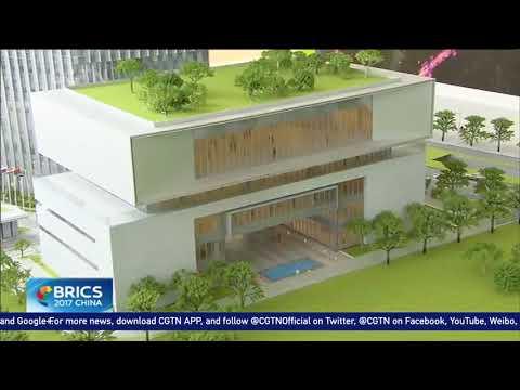 China BRICS 2017, NEW DEVELOPMENT BANK STARTS OPERATION!