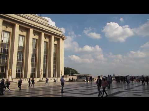 Trocadero Square - Paris, France Sep 2016