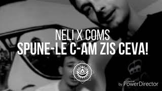09. Neli x Coms - Ne-am pisat pe ei feat. Oscar &amp Bonel