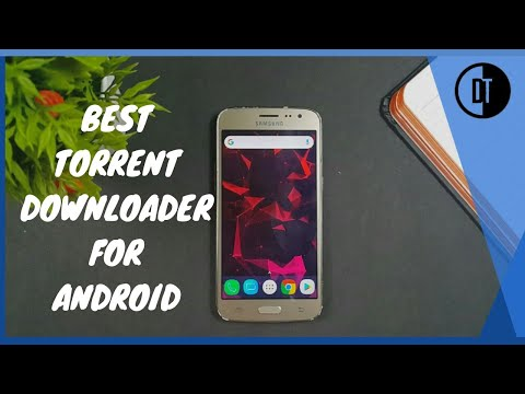 Best App For Downloading Torrents In Playstore. Search And Download Torrents Easily.