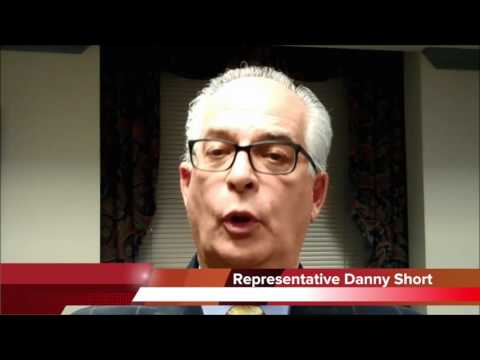 House Republican Leader Danny Short Delivers The Weekly Message - January 15, 2016