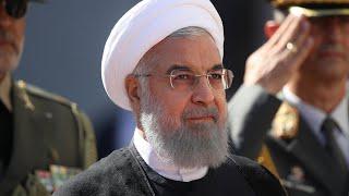 Trump threatens Iran on Twitter