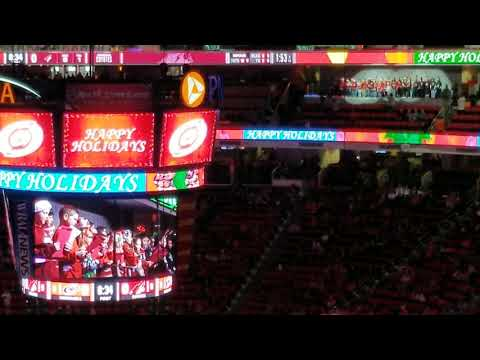 Peak Charter Academy - Sing for Santa at PNC Arena