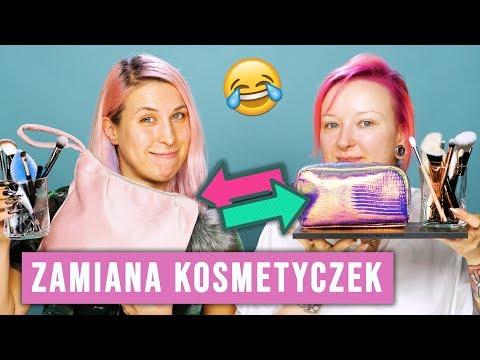 ♦ Zamiana kosmetyczek😂 AGA i EWA RLM ♦ Agnieszka Grzelak Beauty