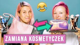 ♦ Zamiana kosmetyczekmakijaż na SYLWESTRA - AGA i EWA RLM ♦ Agnieszka Grzelak Beauty