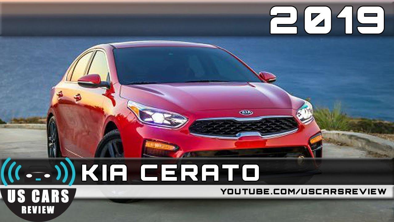 2019 Kia Cerato Review Youtube