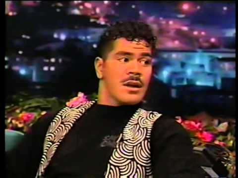 Junior Seau on Tonight Show, 1994