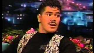 Junior Seau on Tonight Show, 1994