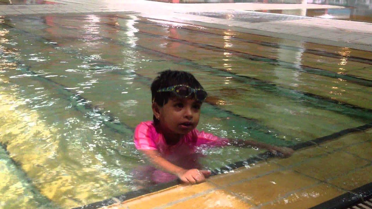dravinaa at the amk swimming pool youtube