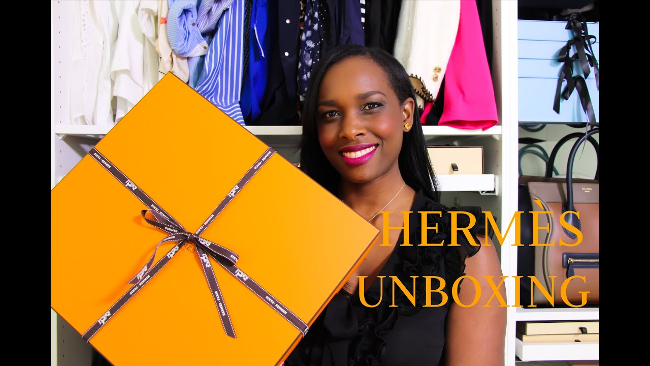 4868e6f38052 New!! HERMÈS BAG UNBOXING 👜 Hermès Lindy 30 Bag - YouTube