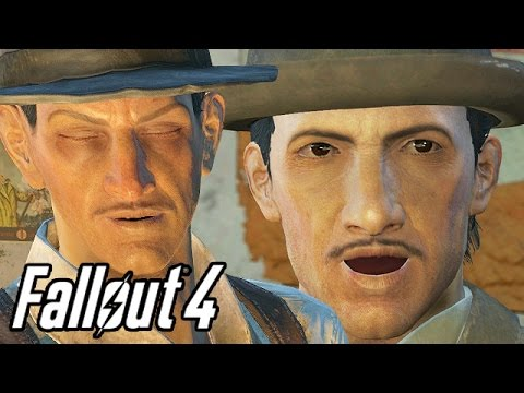 ROBBED BY CON MAN - Fallout 4 Part 31