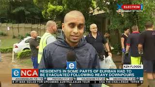 Four dead after Durban house collapse