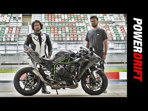 Kawasaki Ninja H2 : A Renegade Experiment : PowerDrift