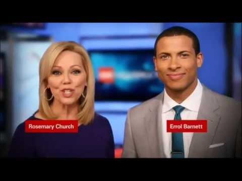 "CNN International: ""This is CNN"" promo - Rosemary Church / Errol Barnett"