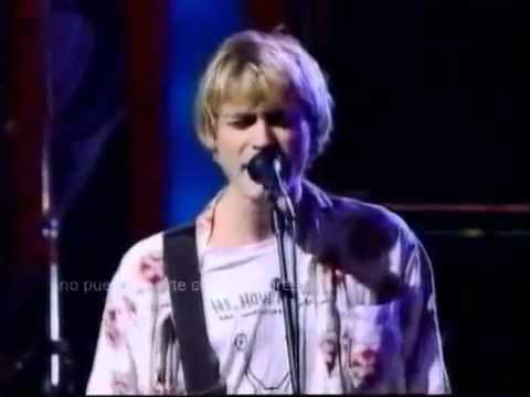 Nirvana -  Lithium MTV live 92 + Rape me +  Krist Novoselic Accident