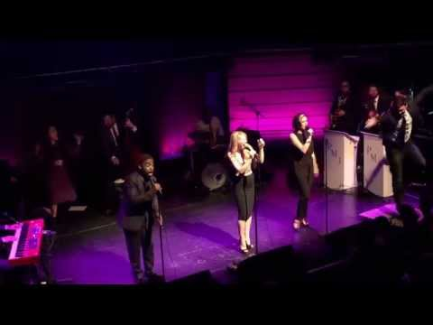 Postmodern Jukebox Tour - Shake It Off (finale, with solos)