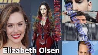 Elizabeth Olsen Datinh ( Wanda Maximoff ) // Relationship Elizabeth Olsen ( 2012 - 2019 )