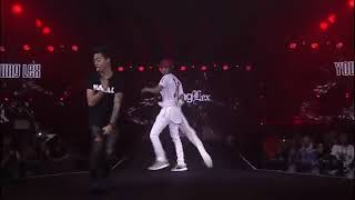 Download lagu Young Lex With Reza Arap Oktovian   Battel Rap