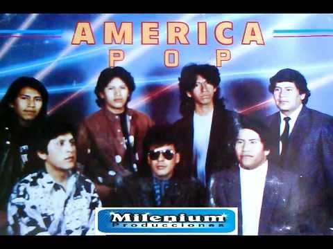 Lo mejor de América Pop - Producciones MILENIUM S.A. - 2014