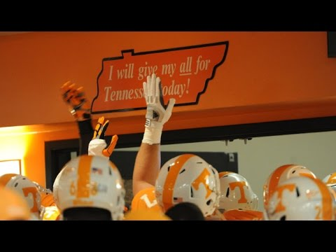 Tennessee Vols Hype Video 2017-2018