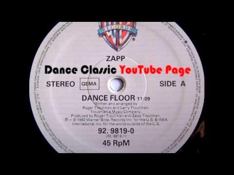 Zapp - Dance Floor (Extended)