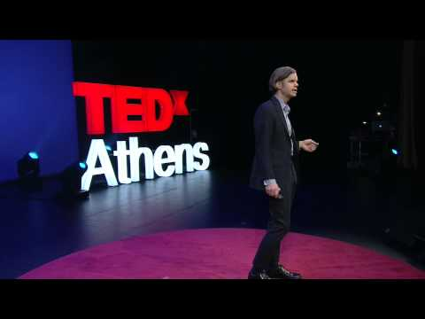 Architecture in the Materiomic age: Magnus Larsson at TEDxAthens ...