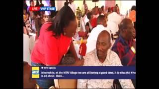 Omwogezi wa Poliisi Andrew Felix Kaweesa Ku Kampala City Festival thumbnail