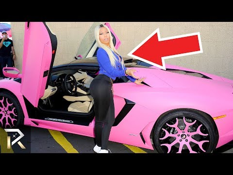 This Is How Nicki Minaj Spends Her Millions