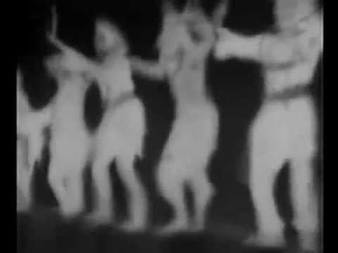 Bhooter Nach: A psychedelic ghost dance from Satyajit Rays Goopy Gyne Bagha  Byne (1968)